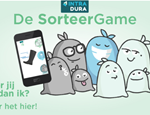 Visual sorteergame NL